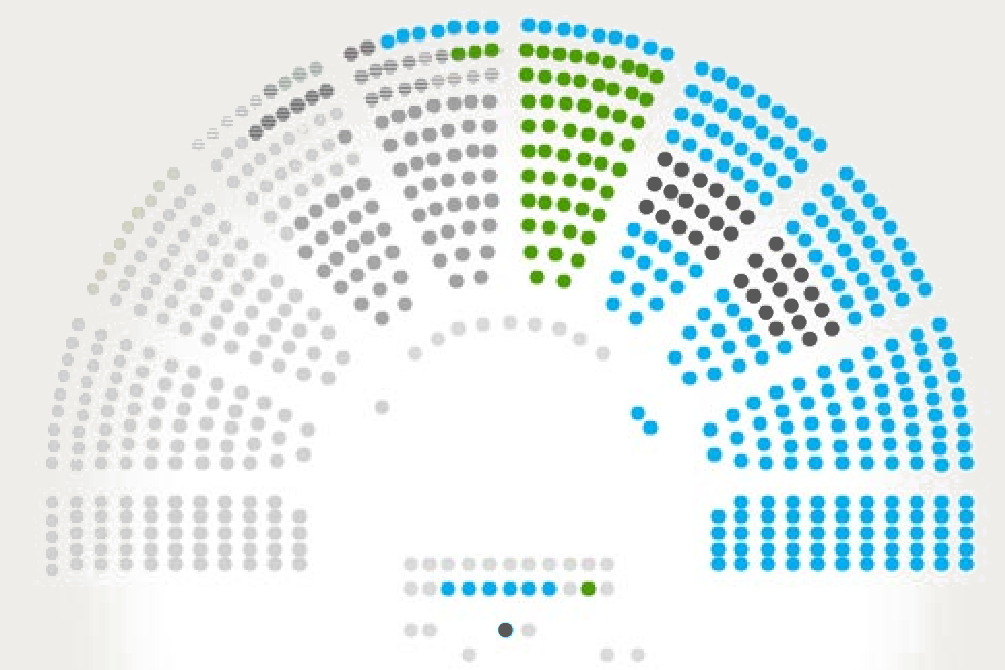 Venti di crisi su caliendo la fine del governo berlusconi for Composizione camera dei deputati