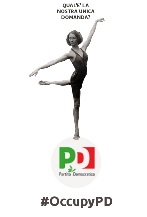pd logo #OccupyPD