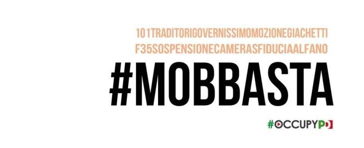 #Mobbasta - Dalla Carta d'intenti di Italia Bene Comune